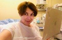 LB.ua вітає Соню Кошкіну з народженням доньки