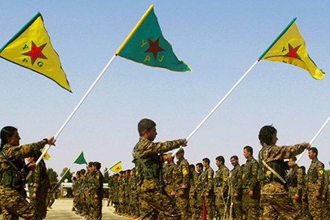 Сирийский Курдистан с российским приветом