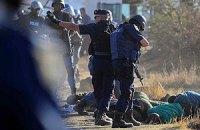 У ПАР вибухнув автобус із в'язнями