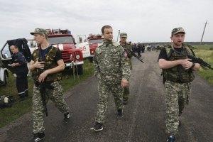 """ОБСЕ обвинила боевиков в порче обломков """"Боинга"""""""