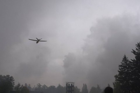 Ворог стріляв біля Водяного і замінував територію за допомогою дрона