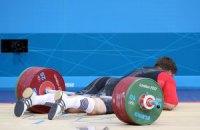 Олімпіада-2012: українські важкоатлети - допінг чи травми?