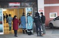 У Туреччині внаслідок вибуху кисневого балону у лікарні загинуло 9 осіб