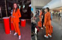 Украинский лоукостер SkyUp переоденет стюардесс в брюки и кроссовки