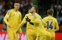 Ярмоленко стал пятым бомбардиром сборной Украины