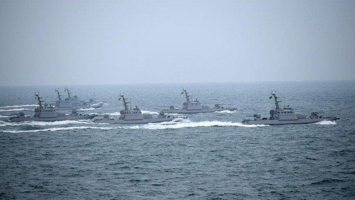 Сотрудники  ВМС Украины поведали  осоздании «москитных сил»