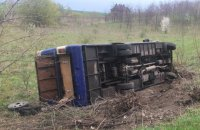 В Волынской области в ДТП с рейсовым автобусом три человека погибли, 16 пострадали