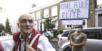 Даремна поїздка: як порушення карантину помічником Джонсона може коштувати посади самому британському прем'єру