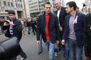 У Москві затримали лідерів опозиції