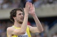 Украинского прыгуна признали лучшим атлетом Европы