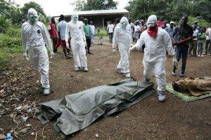 Смертность от лихорадки Эболы достигла 70%