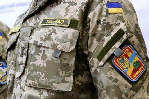 Солдат погиб на учениях в Николаевской области
