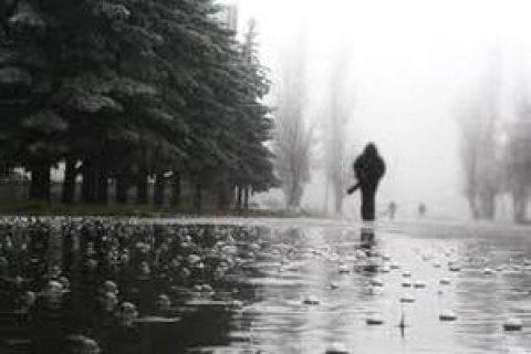 В пятницу в Киеве до +14 градусов и небольшой дождь