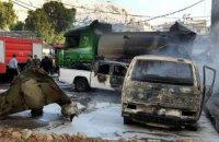 Взрыв в пригороде Дамаска: 20 жертв