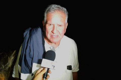 У Парагваї заарештували дядька президента, який утік з в'язниці