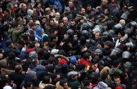 После волны протестов власти Туниса согласились увеличить денежную помощь для бедных
