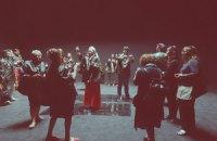 """""""Зеленые человечки"""" из Украины оккупировали российский павильон Венецианской биеннале"""
