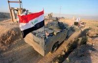 Иракские войска взяли под контроль город Киркук