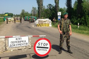 Росія зосереджує біля кордону вантажівки з бойовиками, - Держприкордонслужба