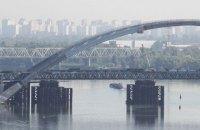 З Подільського мосту вкрали 12 німецьких вант