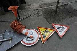 """Для  Януковича сделали трассу-""""игрушку"""""""
