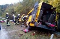 Молдаванин получил 7,5 лет за ДТП с четырьмя погибшими у Каменца-Подольского