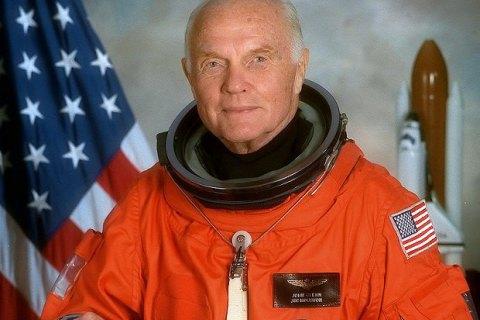 Помер американський астронавт Джон Гленн