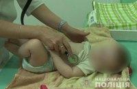 Полиция Лисичанска изъяла младенца у матери, чей 11-летний сын выпал с балкона