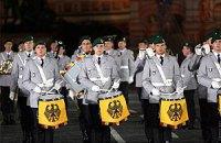 Украинцы согласны на участие бундесвера в параде, россияне категорически против