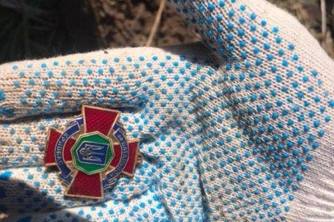 На окраине Днепра нашли вещи погибших в Иловайском котле бойцов АТО (обновлено)