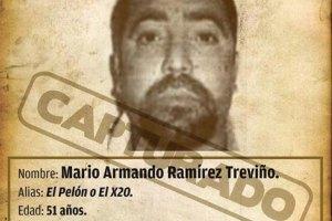 В Мексике поймали одного из самых разыскиваемых наркобаронов