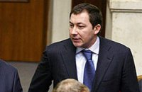 «Бентли», спровоцировавшее ДТП на Крещатике - депутата Богдана