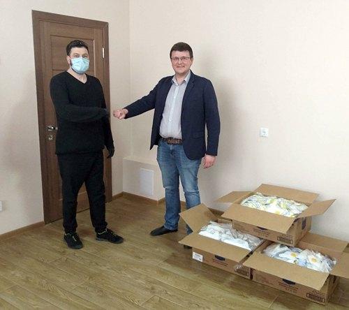 Іван Дідик (справа)