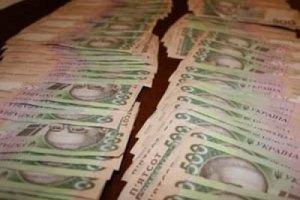 Украина начала год с 1,7 млрд грн в казне