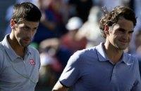 Джокович і Федерер вийшли до чвертьфіналу Індіан-Веллса