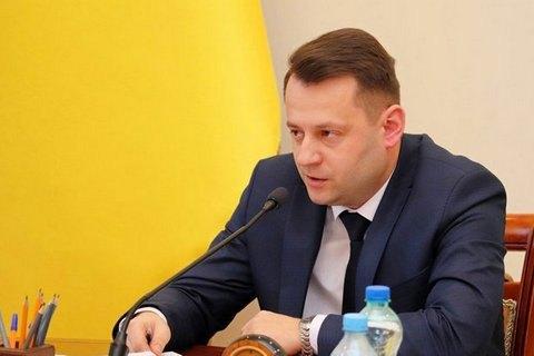 Суд арестовал задержанного за взятку экс-заместителя главы Черниговской ОГА с залогом 4,4 млн гривен