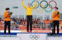 Китай перервав голландське домінування в ковзанярському спорті