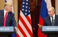 Белый дом восстановил в стенограмме вопрос Путину о победе Трампа на выборах