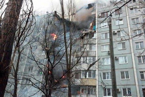 Під завалами будинку вВолгограді, щообвалився, знайшли нових жертвНП