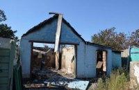 Жилые кварталы Зайцево и Гранитного попали под обстрел 22 сентября
