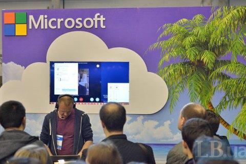 Кримські та російські компанії купують програми Microsoft, оминаючи санкції