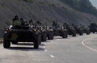 Держприкордонслужба не підтверджує відведення російських військ від кордону України