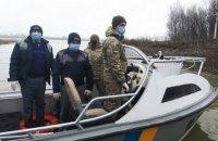 Пограничники Украины и Румынии восстановили совместное патрулирование границы на Дунае