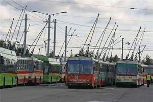 У Херсоні тролейбусники оголосили страйк