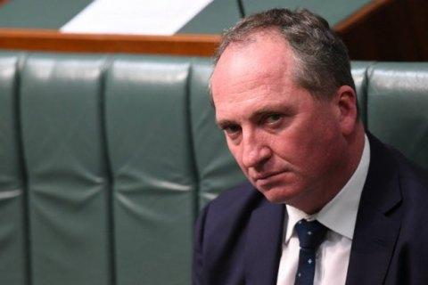 Віце-прем'єру Австралії загрожує відсторонення від посади