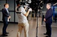 """Порошенко в интервью BBC: """"Преследования против меня - это месть неопытного президента и """"пятой колонны"""" Кремля"""""""