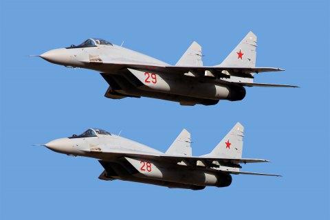 В Египте из-за технической неисправности разбился купленный у России и