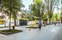В среду в Киеве +29 градусов, кратковременный дождь