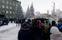 Евакуація населення в Дебальцевому вчасно не відбулася