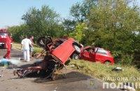 В Одеській області в лобовому зіткненні загинули чотири особи